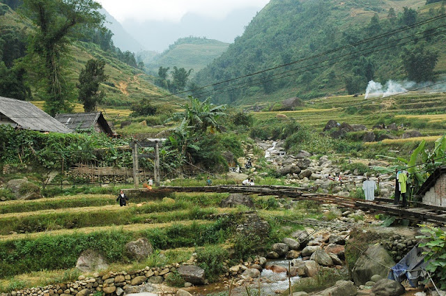 Sapa trek: Can trekking in Sapa without directions? 2