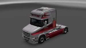 Avtoreal Skin for Scania T