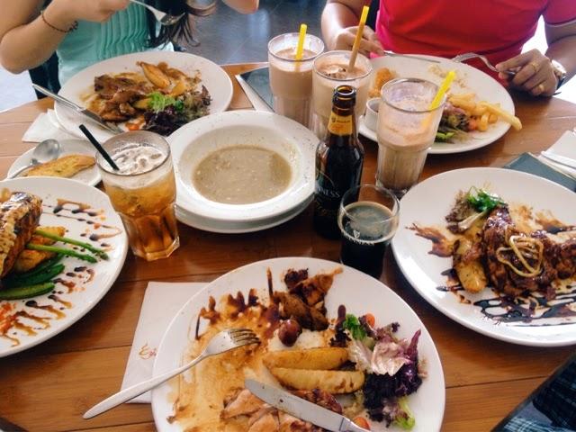 Yew's Cafe & Bistro @ Senibong Cove, Johor Bahru, Malaysia