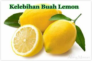 kelebihan buah lemon