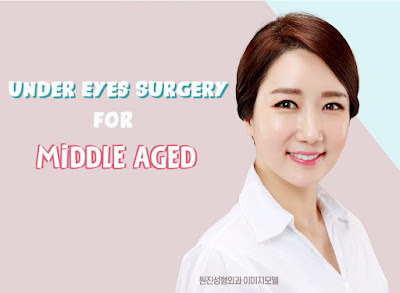 Famous Plastic Surgery Gangnam Korea for Middle Aged