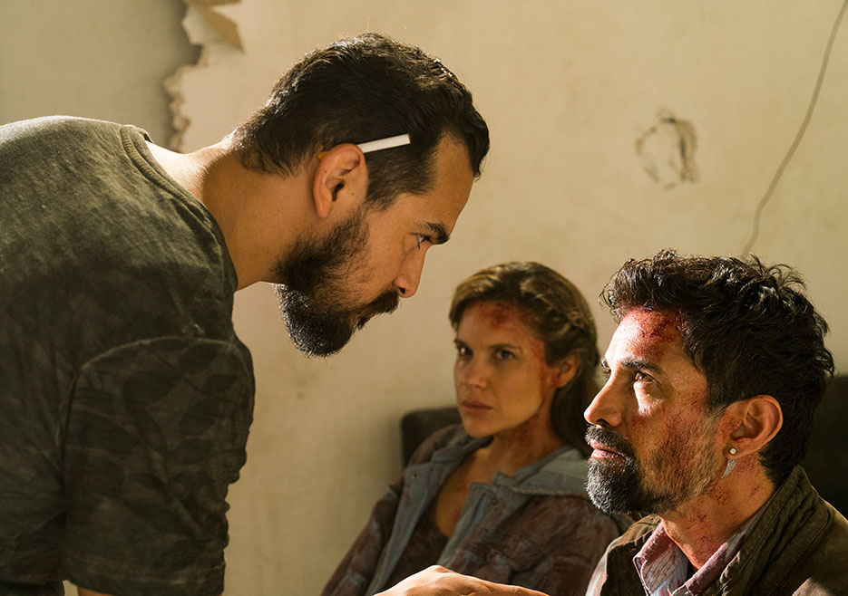 Fear The Walking Dead 2x12 Pillar of Salt AMC