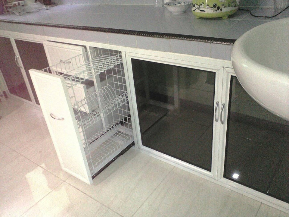 0853 4787 8600 Tsel Harga Kitchen Set Aluminium Di Banjarmasin