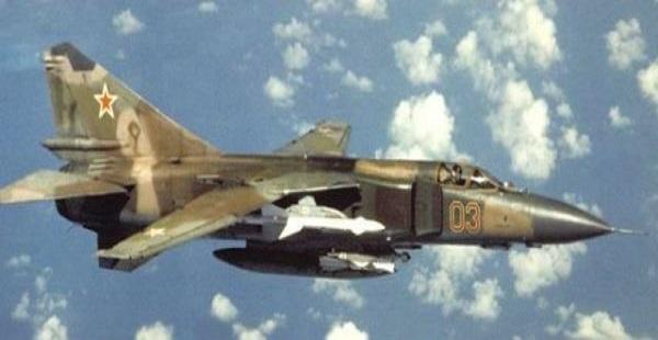 MiG-23ML «Flogger-G» Avião de caça (MiG-MAPO)