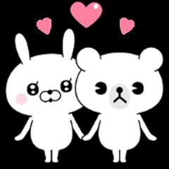 Of rabbit-like love