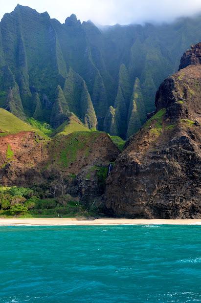 Hawaiian Islands Kauai Hawaii
