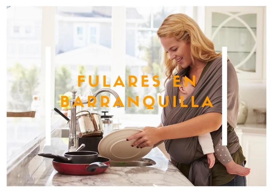 Fulares portabebé en Barranquilla