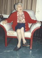 Barones Renée Duwelz 1892-1999