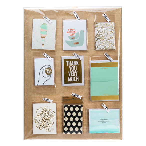 The evolution of greeting card packaging clearbags there is nothing stationary about greeting card packaging what started as a simple bag with re sealable closures has evolved with the ever changing needs m4hsunfo