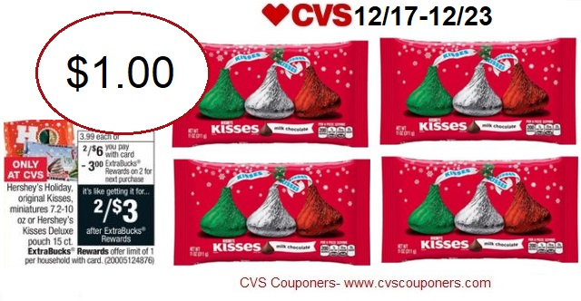 http://www.cvscouponers.com/2017/12/hersheys-holiday-kisses-only-100-at-cvs.html