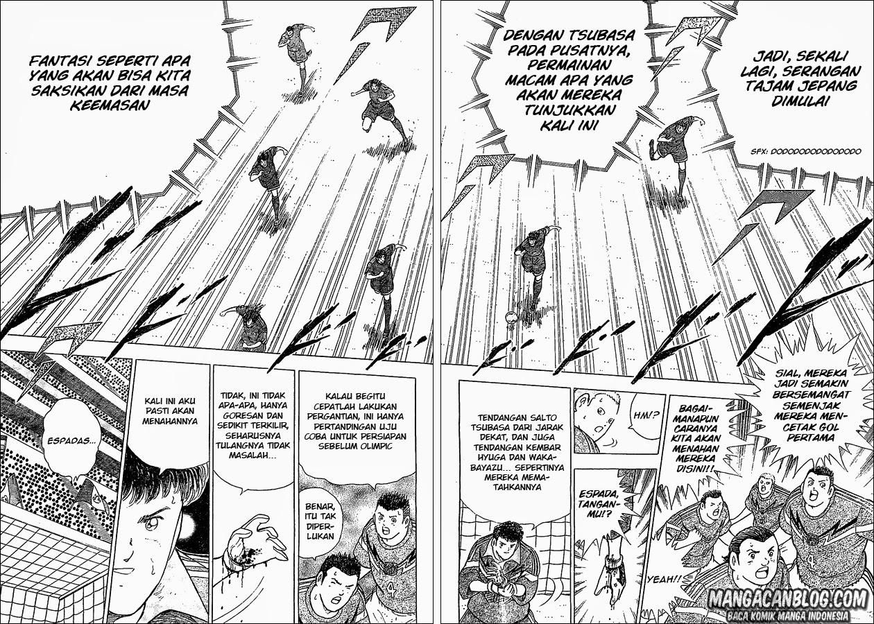 Captain Tsubasa – Rising Sun Chapter 07-12