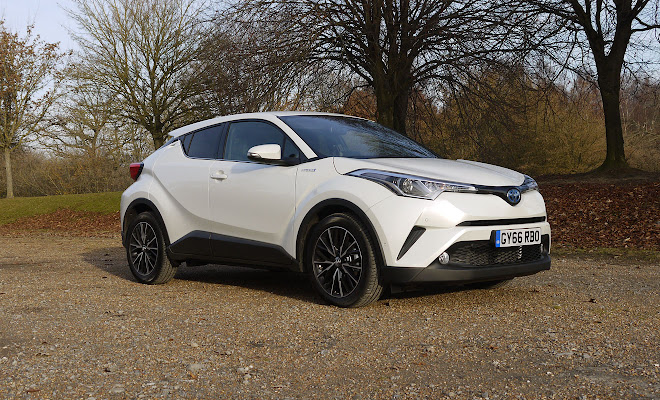 prius in disguise toyota chr hybrid reviewed