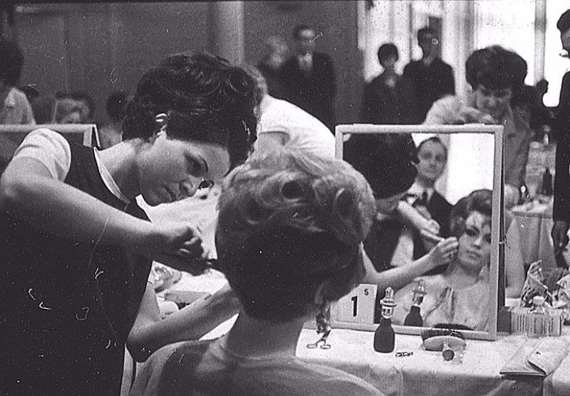 Inside Vintage Beauty Salons from the 1950s and 1960s ~ vintage ...
