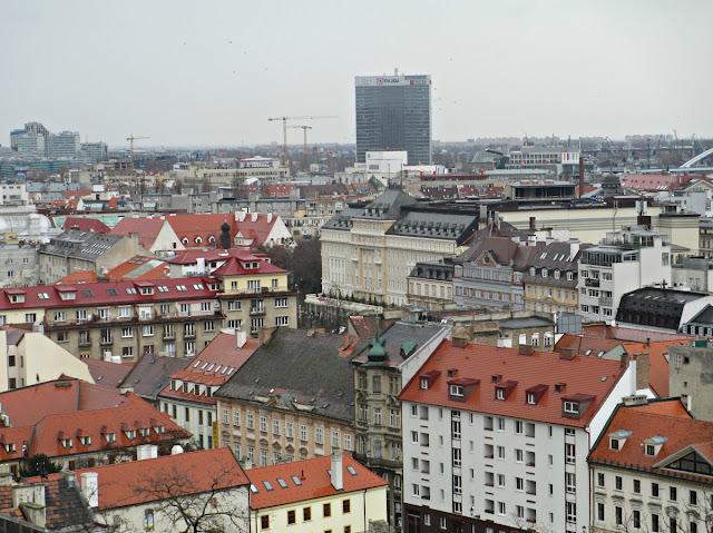 Panoramica di Bratislava