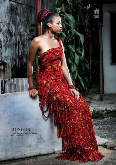 Nigerian Best Fashion Design