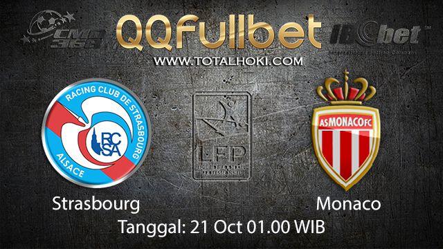 Prediksi Bola Jitu Strasbourg vs Monaco 21 Oktober 2018 ( French Ligue 1 )