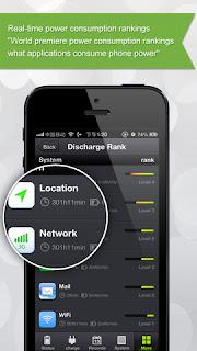 تحميل تطبيق Battery Doctor للحفاظ على بطارية الأيفون