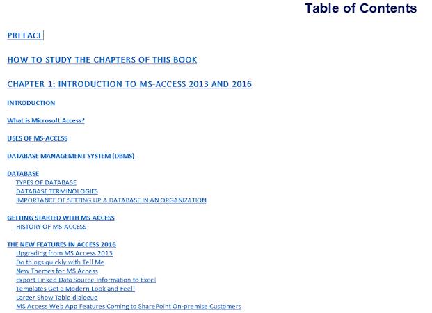 screenshot of converted ebook format