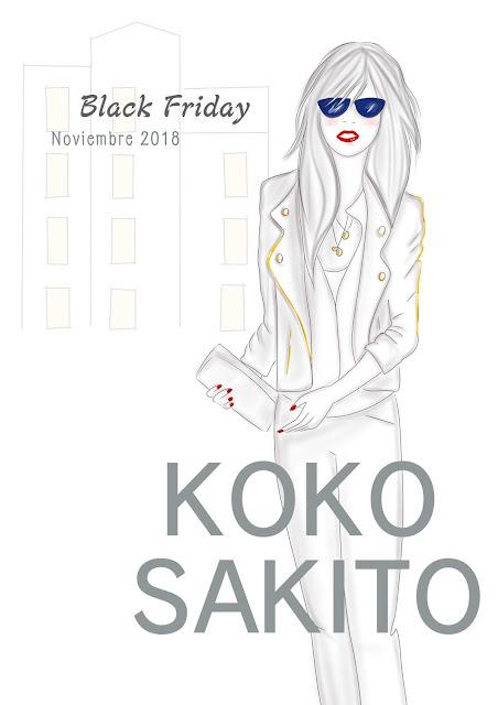 www.kokosakito.com.  Koko Sakito.  Black friday