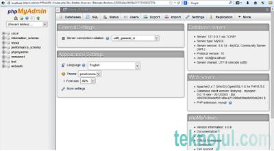Cara Membuat Database di XAMPP dengan Mudah
