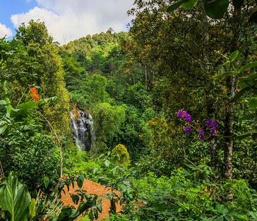 Wisata Air Terjun Golden Valley di Desa Munduk, Singa Raja, Bali