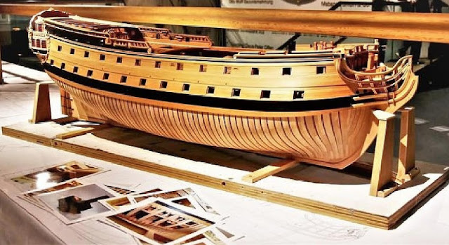 Historic Danish warship found at the bottom of the Kattegat Sea