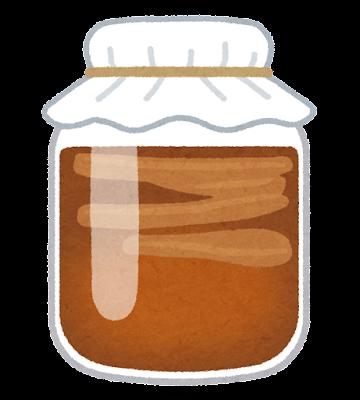 紅茶キノコのイラスト