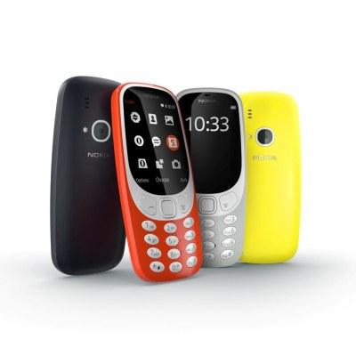 Nokia 3310 (2017)' width=