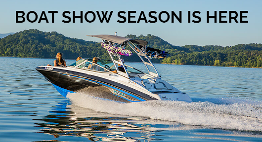 See You At The Kansas City Boat & Sportshow!