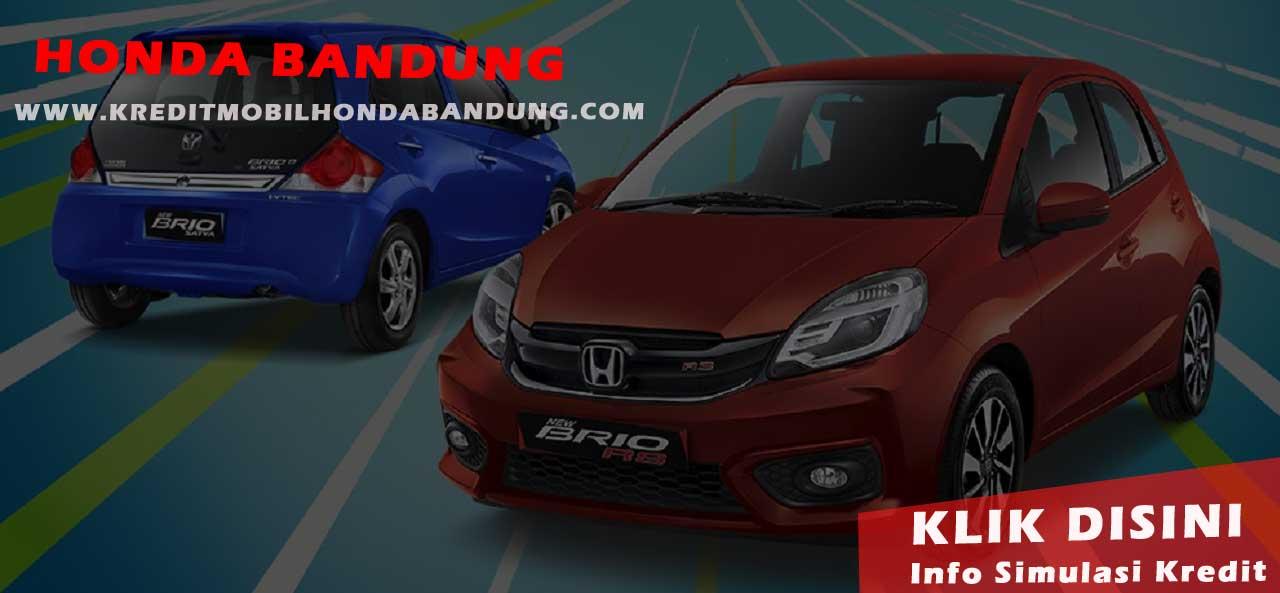 Harga Honda Brio Bandung 2016