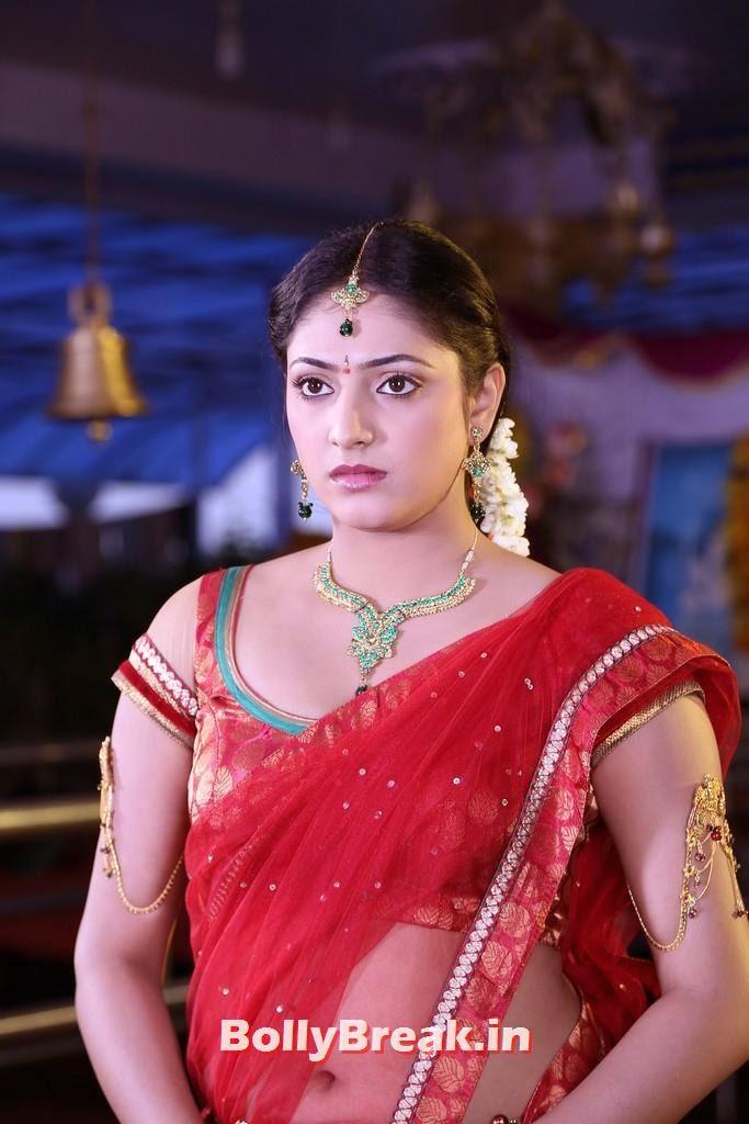 , Telugu Actress in Saree - Photo gallery - Haripriya