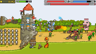 Grow Castle v1.19.1 Mod