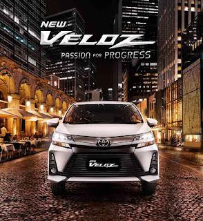 Daftar Harga Toyota veloz baru