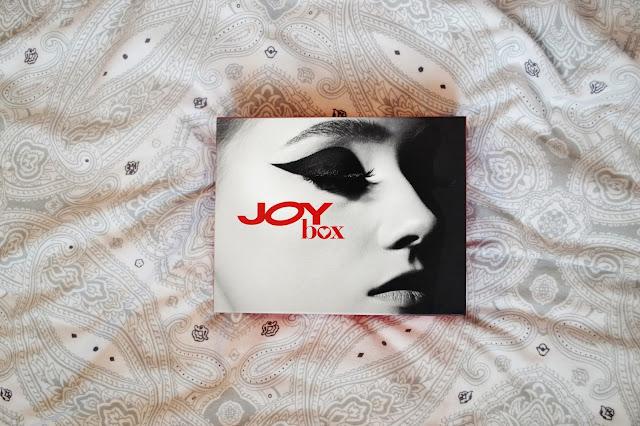 """JOY BOX """"JESIENNA PIELĘGNACJA"""""""