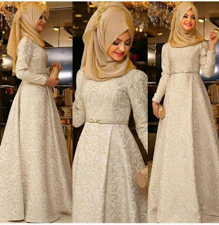 dress tunang cantik online