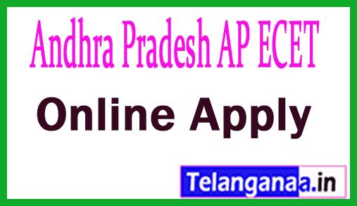 Andhra Pradesh AP ECET APECET 2019 Online Apply