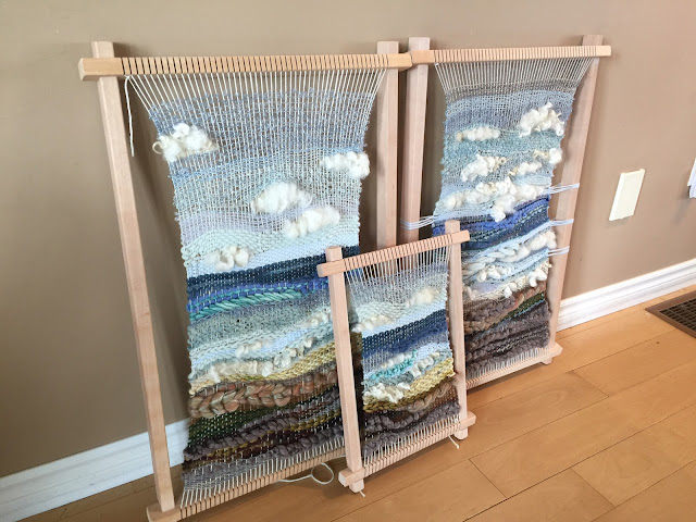 Weaving & Looms by Abigail MacEachern