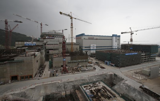 China Bets Big on Nuclear for Energy Independence