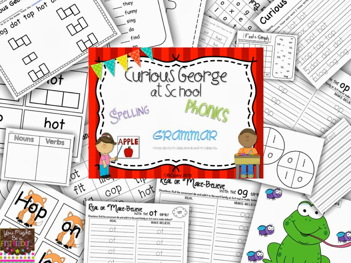 You Might Be A First Grader September
