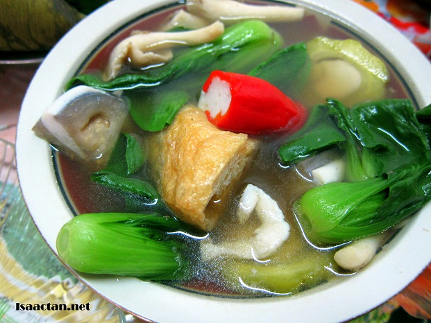 mum's home made yong tau foo