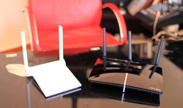 كيف تربط جهازين روتر او اكثر مع خط هاتفي واحد من اجل مشاركة الانترنت