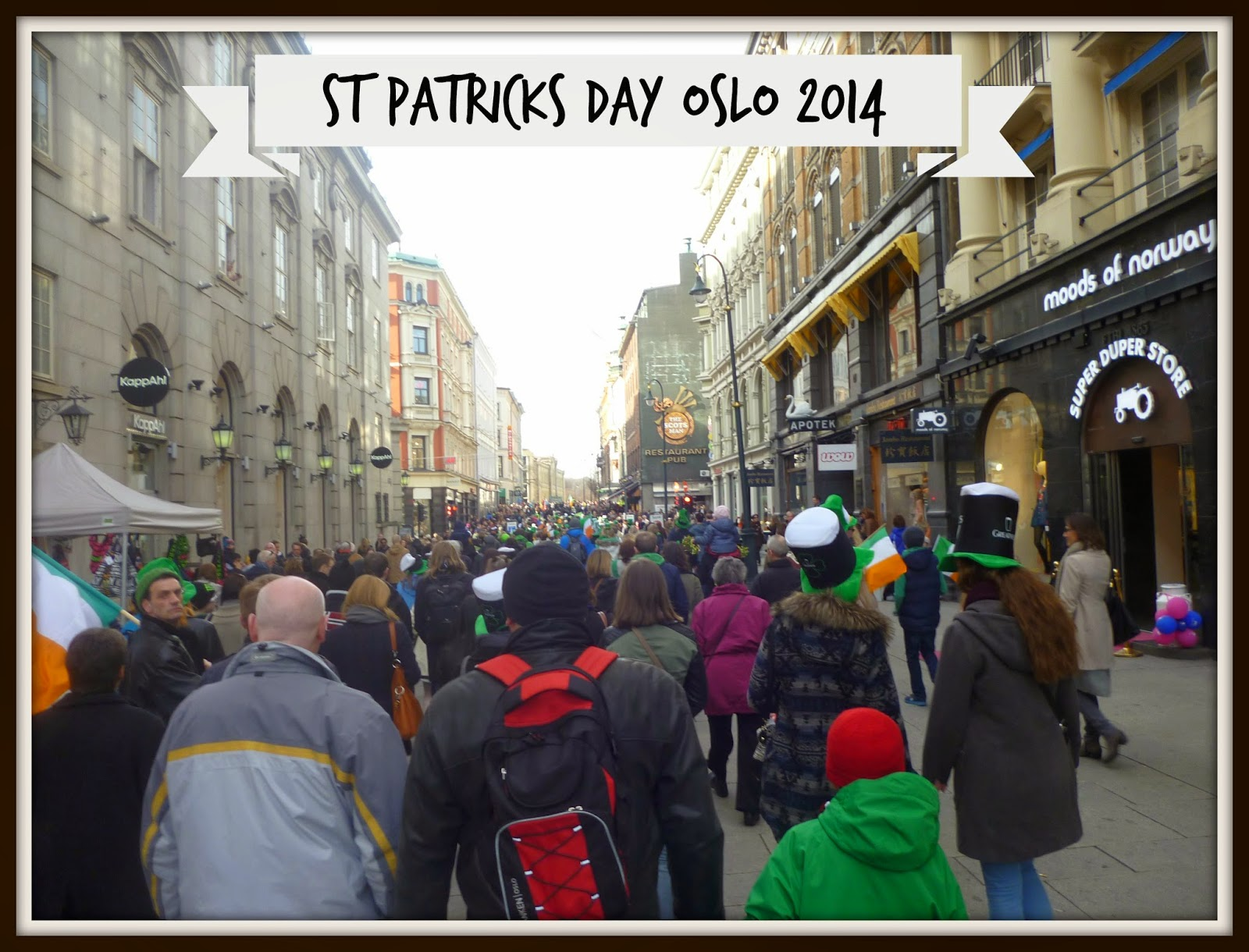 From Ireland to Norway - A Family Adventure: St Patricks ...