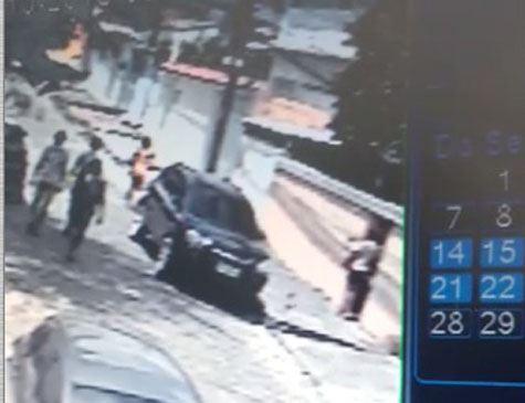 Bebê é abandonado em rua na Zona Norte do Recife