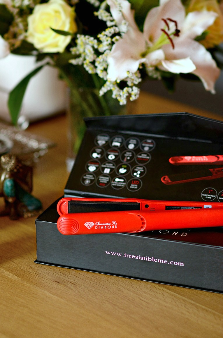 Irresistible Me, Diamond flat iron