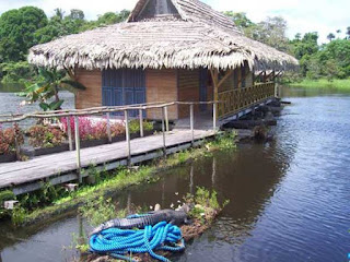 Alojamiento turismo verde
