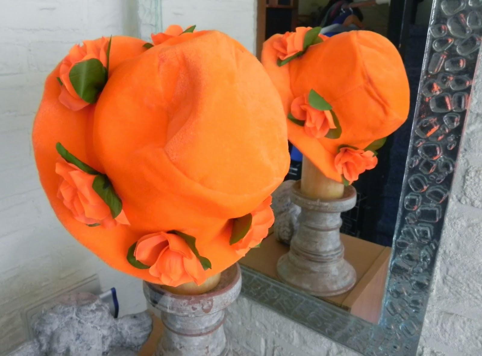 Connysquilts: koningsdag en de kleur oranje
