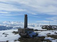 Cima del Pico Liño en el Cuera