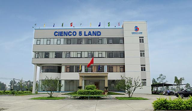 Công ty cổ phần phát triển địa ốc Cienco 5 Land