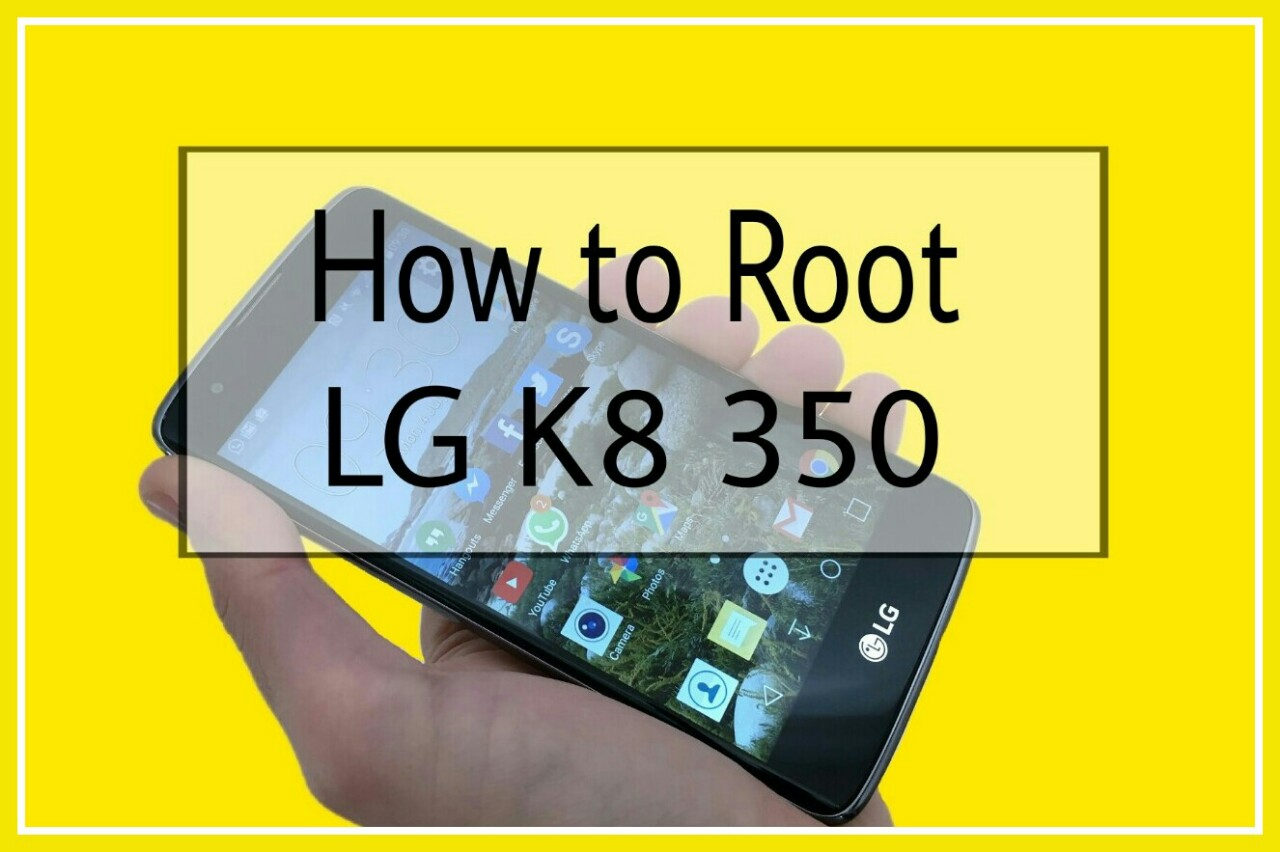 How To Root LG K8 350z With TWRP Recovery Using PC In Hindi