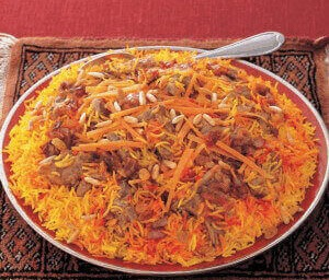 Boukhari rice with meat recipe delicious arabic food all recipe boukhari rice with meat recipe forumfinder Images